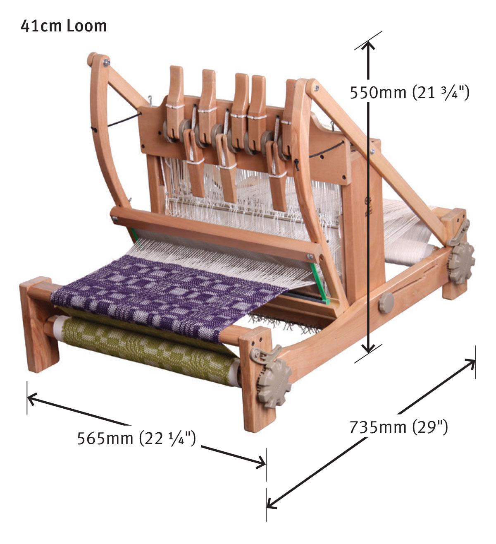 Ashford Tischwebstuhl 8 Schaft Table Loom Flinkhand Shop