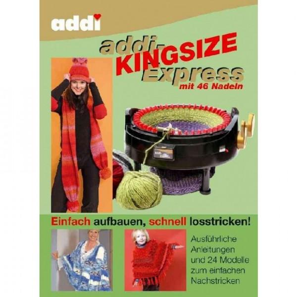 """Handarbeitsbuch """"addi -Buch Express Kingsize"""""""
