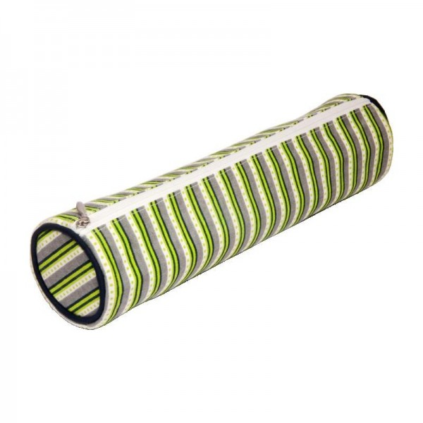 Nadeltasche Greenery für Jackenstricknadeln 25-30 cm