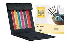 KnitPro Dreamz Nadelspiel Set 20 cm