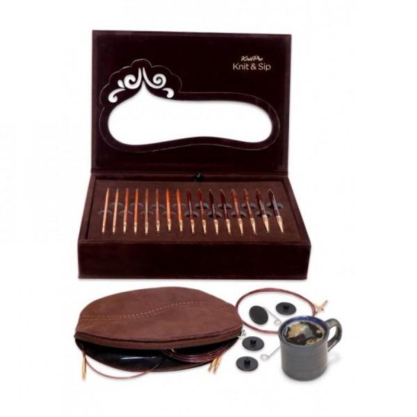 KnitPro Knit & Sip Box
