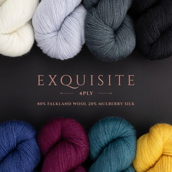 Exquisite 4ply