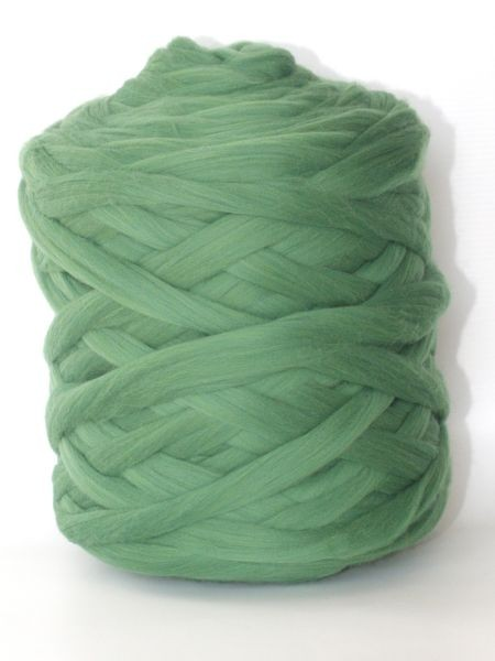 Polnische Merino Blattgrün
