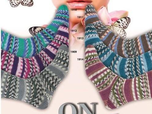 ONline Supersocke Silk Color