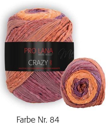 Pro Lana Crazy Color 84