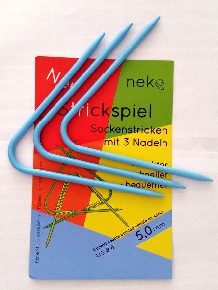 Neko Strickspiel für Socken 5.00 mm