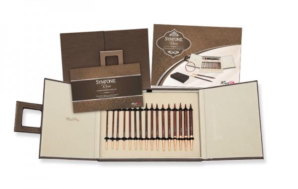 KnitPro Symfonie Rose Luxus Box