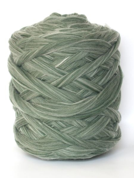 Polnische Merino Multicolor Moos-Eiche
