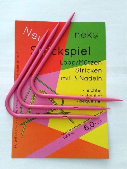 Neko Strickspiel für Loops 6.00 mm