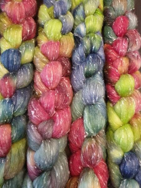 Kammzugzopf 182 Tweed