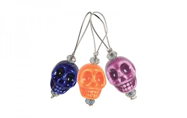 Maschenmarkierer Skull candy