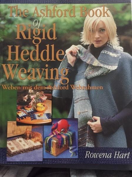 Ashford Book of Rigid Heddle Weaving (deutsch)