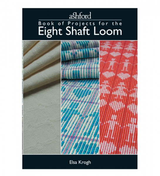 Ashford Book of projects for the eight shaft loom
