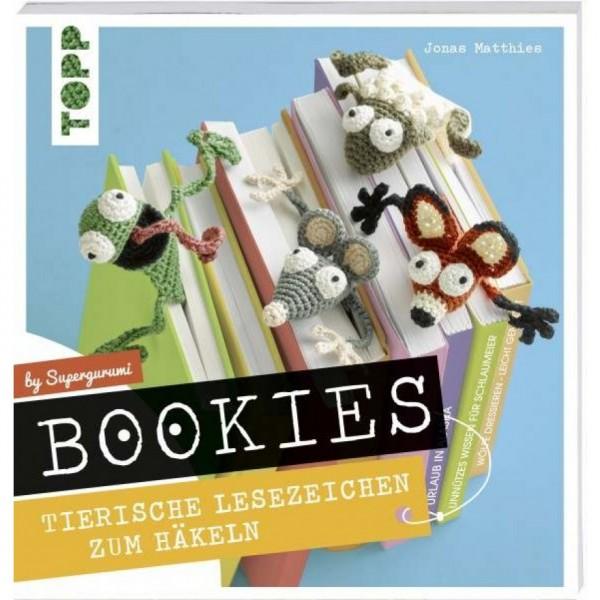 Bookies. Tierische Lesezeichen zum Häkeln