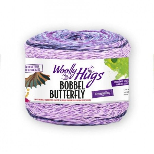 Bobbel Butterfly Woolly Hugs