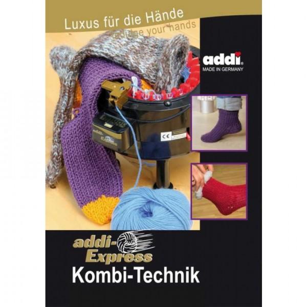 "Handarbeitsbuch ""addi -Buch Express Kingsize Kombi-Technik"""