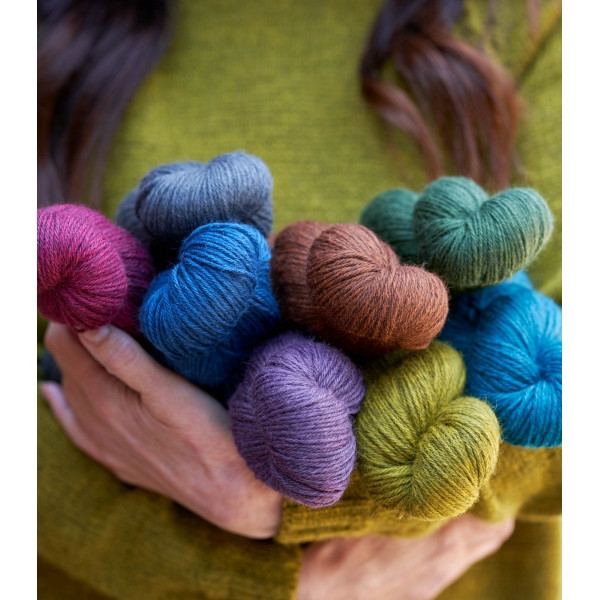 Bluefaced Leicester DK Riverside Collection