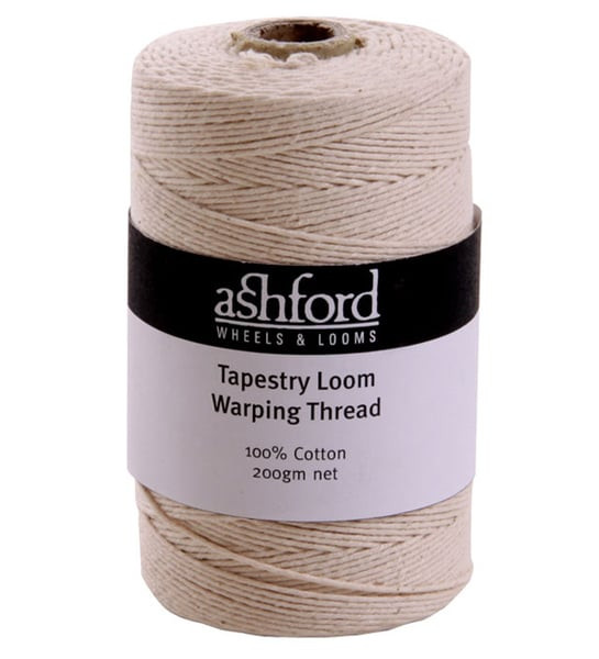 Baumwoll Kettgarn für Tapestry Webrahmen