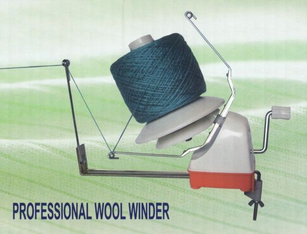 Jumbo Wollwickler 500
