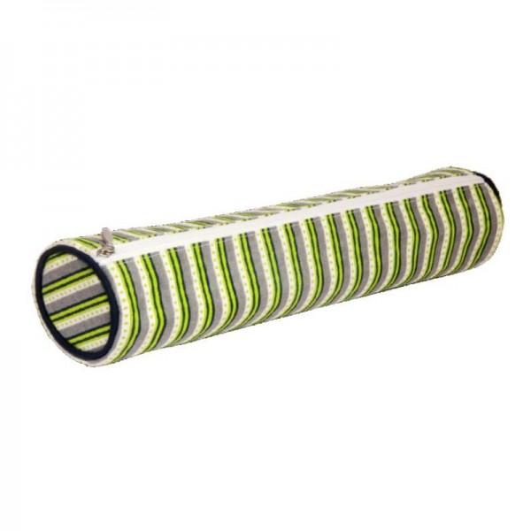 Nadeltasche Greenery für Jackenstricknadeln 35-40 cm