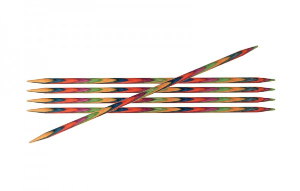 KnitPro Symfonie Nadelspiel 10 cm