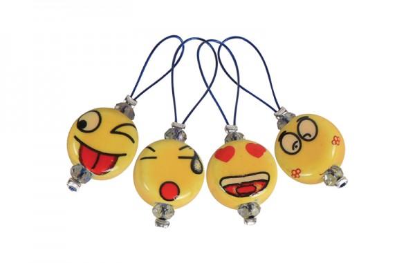 Maschenmarkierer Smileys