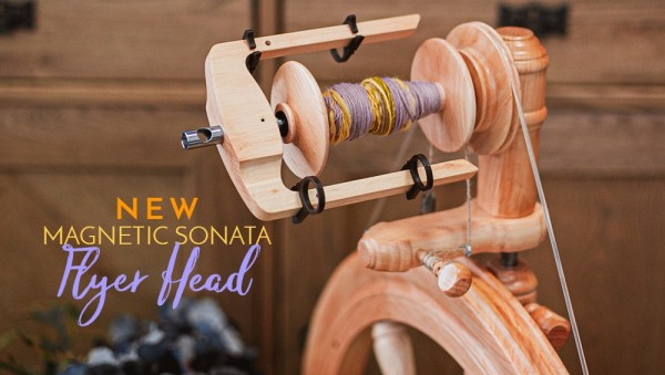 Sonata Flyer Head Sliding Hook Spinnflügel