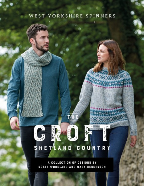 The Croft Shetland Country - Pattern Book